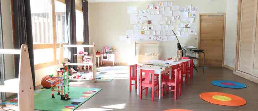 Residence Le Coeur des Loges - Kids club room